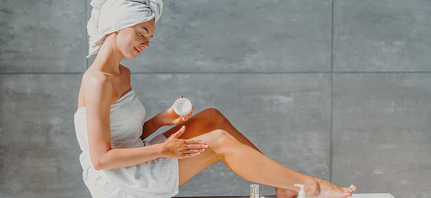 Recuperar la piel tras el verano